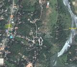165P Land in Polgahanga - Between Gelioya & Weligalle