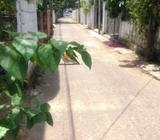 Malabe- 100 perches land for sale