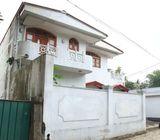 Two Storied House for Sale in Dalugama, Kelaniya.