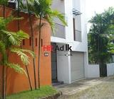 fully furnished / equipped modern 04 bedroom house in kotte for sale