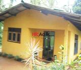 84p land with house for sale in kegalle (deraniyagala)