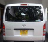 KDH 2013 van for sale