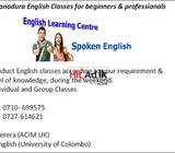 general english classes panadura