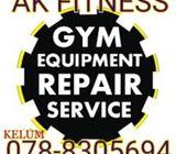 Treadmill repair and service