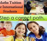 maths tuition for edexcel/ cambridge al maths/ further pure maths/ statistics