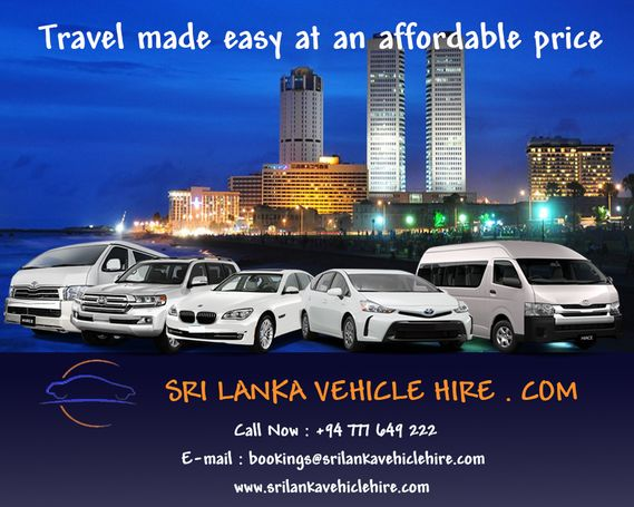 Van Car Bus Transport Service Services Sri Lanka