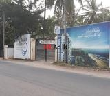 land in colombo negambo beach for sale