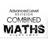 Combined Maths classes for A/L students