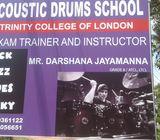 Acoustic drum class
