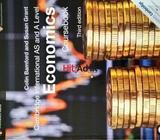 cambridge publishing as & a level economics coursebook - 3rd edition - new (unused)