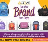 Corporate Bag Manufacturer
