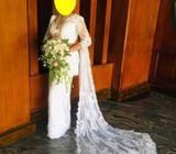 kandyan Wedding saree