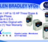 ALLEN BRADLEY VFDs