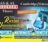 cambridge / edexcel as & al