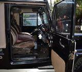 Mitsubishi Jeep for Sale