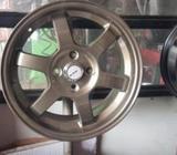 15 Alloy wheels