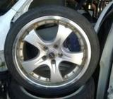 18'Alloy Wheel