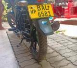 Bajaj Discover 125 2014