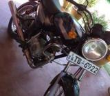 Bajaj CT100 Motor Bike 2007