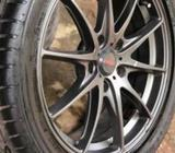 "17"" Alloy Wheels (Rays Branded Sports"