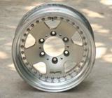 15x8 Alloy Wheels