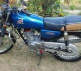 Honda CG 125 1987