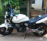 Honda Hornet 2013