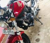 Honda Hornet Chassis 120 2009