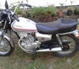 Honda CM Custom 125 1990
