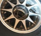 Alloye Tyre Set 32 11.5 15