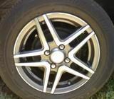 Alloy Wheels 14