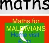 Maths for Maldivians - O/L