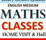 Maths Class Eng Medium - Home Visiting