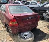 Toyota Corolla 121 Tail Lights