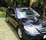 Honda Civic ES5 Face-Lift 2004