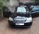 Honda Civic ES1 2000