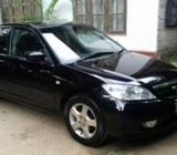 Honda Civic ES5 Facelift 2004