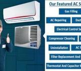 Ac Services, Repairing, Supplying & Installing 02