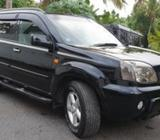 Nissan X-Trail T-30 Limited Edition 2001