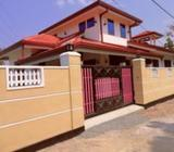 House for Sale in Negombo ( Living Area with Dining Area