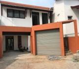 Construction House in Pannipitiya