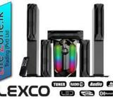 Lexco Home theater 5.1 Speaker system