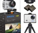 Action Camera Waterproof 4K with Remote