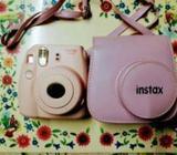 Fujifilm Instax Mini 8 Polariod Camera with Case