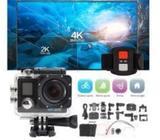 Action Camera 4 K Hd Wi Fi