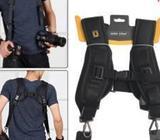 Camera Double Shoulder Strap