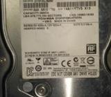 500 Gb Hard Disk Drive Toshiba