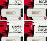 Kingston SE9 Silver Pen Drive