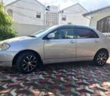 Toyota Corolla X LIMITED 1.5 4AT 2002