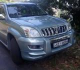 Toyota Land Cruiser Prado 120 2003